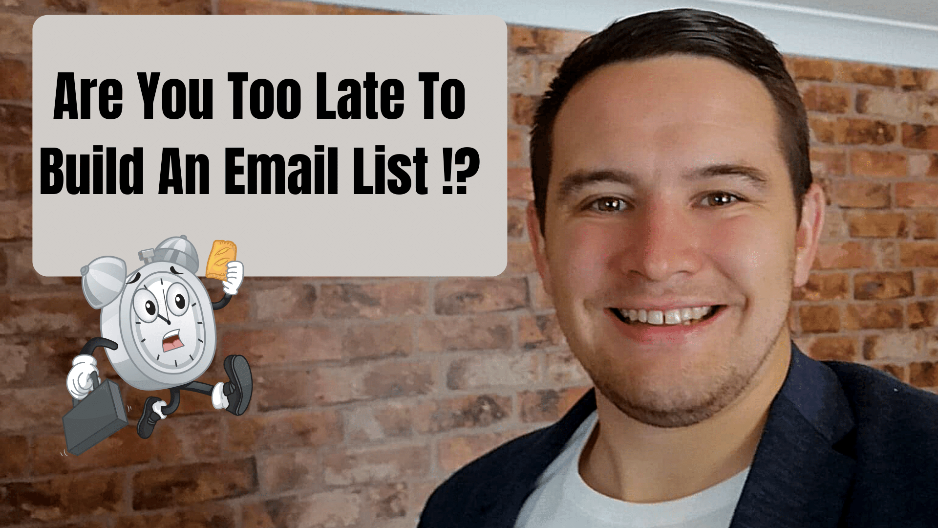 Is Building An Email List A Waste Of Time In 2021-22
